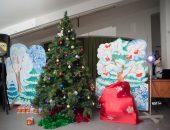 ГиперСемья МОП Патриот провели две благотворительные новогодние елк