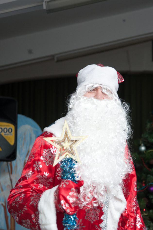 ГиперСемья МОП Патриот провели две новогодние елки